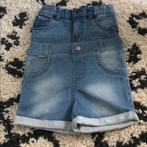 Baby Boy Jeans Shorts